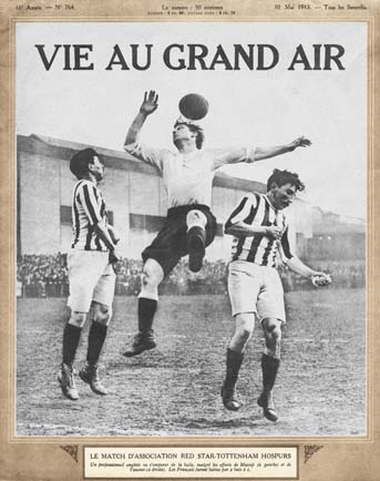 Red Star - Tonnenhan en 1913